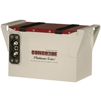 Concorde RG-500 24V Aircraft Battery