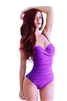 Violet Body Shaping Swimsuit