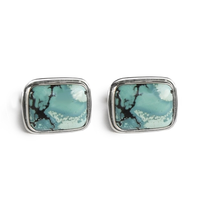 Framed Rectangle Cufflinks + MORE COLORS