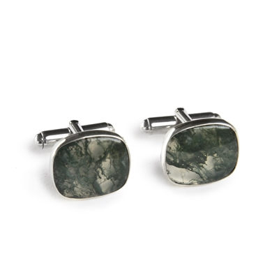 Soft Rectangle Cufflinks + MORE COLORS