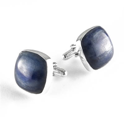 Large Soft Square Cufflinks + MORE COLORS
