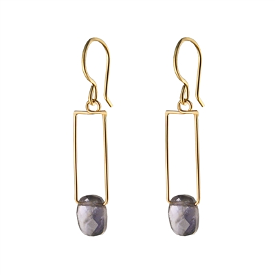 Blush Earrings in 14k Gold Filled + MORE COLORS