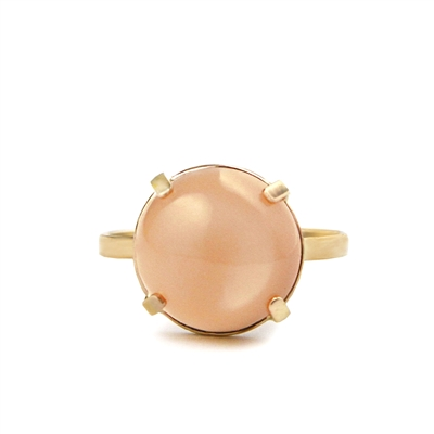 Blush Ring in 14K Gold Filled + MORE COLORS
