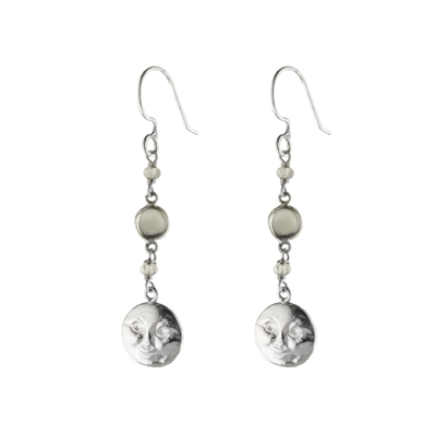 Sweet Moon Earrings