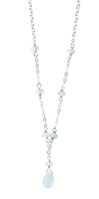 Forever Beads and Briolette Necklace + MORE COLORS