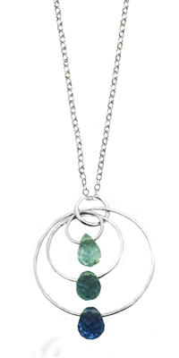 Hoop Loops Necklace + MORE COLORS