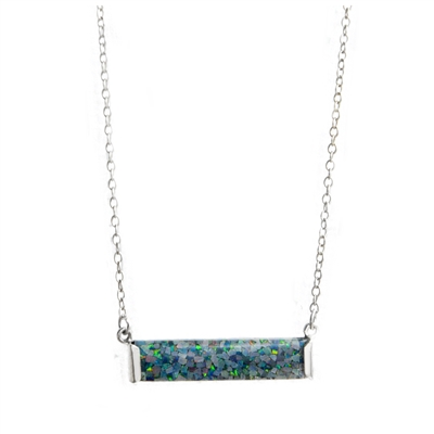 World of Color Bar Necklace + MORE COLORS