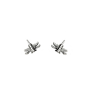 Tiny Dragonflies Post Earrings