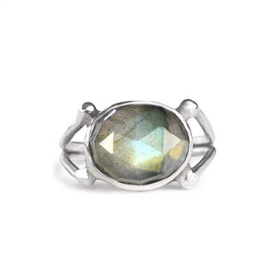 Faceted Radiance Ring + MORE COLORS