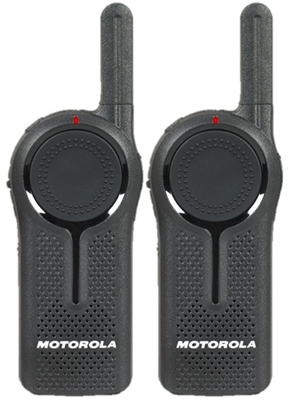 Motorola DLR1060 2 Pack Radio Bundle