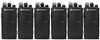 Motorola RDV5100 Two Way Radio 6 Pack
