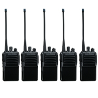 Vertex Standard VX-351-AG7B-5 UNI UHF Two Way Radio Bundle