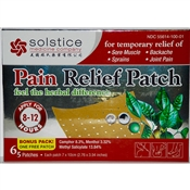 Pain Relief Patch for minor aches and pains