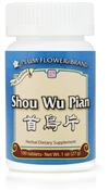 Shou Wu Pian | Fo-Ti Extract to Restore Hair Color & Prevent Graying