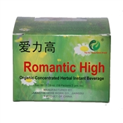 Romantic High Tea | Chinese Herbal Tonic for Romance & Loving Energy