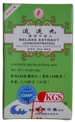 Xiao Yao Wan | Relaxx Extract | Ease Pills to Help Regulate Menstrual Cycle