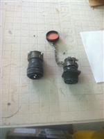 Cannon Plug Assembly