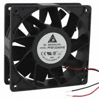 Replacement Fan - 24 Volt GHE
