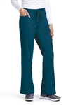 "Barco Grey's Anatomyâ""¢ - Women's 5 Pocket Drawstring Pant. 4232"