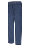 Bulwark - Women's Flame-Resistant Pre-washed Denim Jean. PEJ3