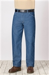 Bulwark - Flame-Resistant Pre-washed Denim Jean. PEJ4