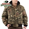 Carhartt - Quilted Flannel Lined WorkCamo Active Jacket. CJ221