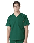 Carhartt Scrubs - Men's Solid Ripstop Utility Top. C15108