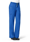 Carhartt Scrubs - CROSS-FLEX Women's Utility Boot Cut Scrub Pant. C52110