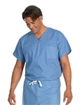 Fashion Seal - Unisex Reversible Ceil Set-In Sleeve Scrub Shirts - TALL. 6800
