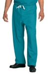 Fashion Seal - Unisex Teal FP Rev DCord Scrub Pant. 7716