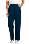 Fashion Seal - Unisex Navy FP Rev Elastic Scrub Pant. 7824
