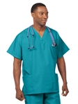 Fashion Seal - Unisex Teal FP Scrub Shirt 3Pkt. 78766