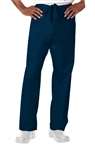 Fashion Seal - Unisex Navy FB Fashion Scrub Pants. 78805