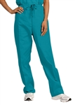 Fashion Seal - Unisex Teal FP Fashion Scrub Pants. 78853