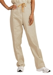 Fashion Seal - Unisex Tan FP Fashion Scrub Pants - TALL. 78898