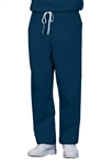 Fashion Seal - Unisex Navy FB Rev DCord Scrub Pant - TALL. 825