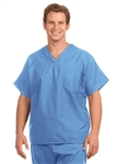 Fashion Seal - Unisex Non-reversible Ciel Extra Long Cap Slv Scrub Set. FS-SCRUBSET22 - TALL