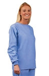 Fashion Seal - Unisex Ceil Long Slv No Pkt Scrub Set. FS-SCRUBSET32