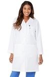 "Landau - Women's 38"" Antimicrobial Lab Coat. 3155A"