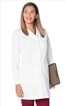 "Landau - Women's 38"" White Lab Coat. 3155WH"