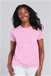 Gildan - Ladies Ultra Cotton 100% Cotton T-Shirt. 2000L
