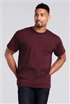 Gildan - Ultra Cotton 100% Cotton T-Shirt with Pocket. 2300