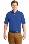 JERZEES - SpotShield Jersey Knit Sport Shirt with Pocket. 436MP