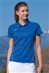 Nike Golf - Ladies Dri-FIT Sport Swoosh Pique Polo. 452885