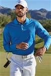 Nike Golf - Long Sleeve Dri-FIT Stretch Tech Polo. 466364