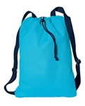 Port Authority - Canvas Cinch Pack. B119