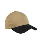 Port Authority - Two-Tone Brushed Twill Cap. C815