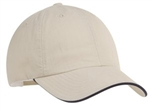 Port Authority Signature  - Sandwich Bill Cap.  C852