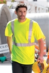 CornerStone - ANSI Class 2 Safety T-Shirt. CS401