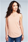 District Made - Ladies Perfect Tri Racerback Tank. DM138L
